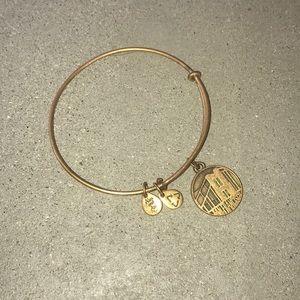 Alex and Ani San Francisco bracelet